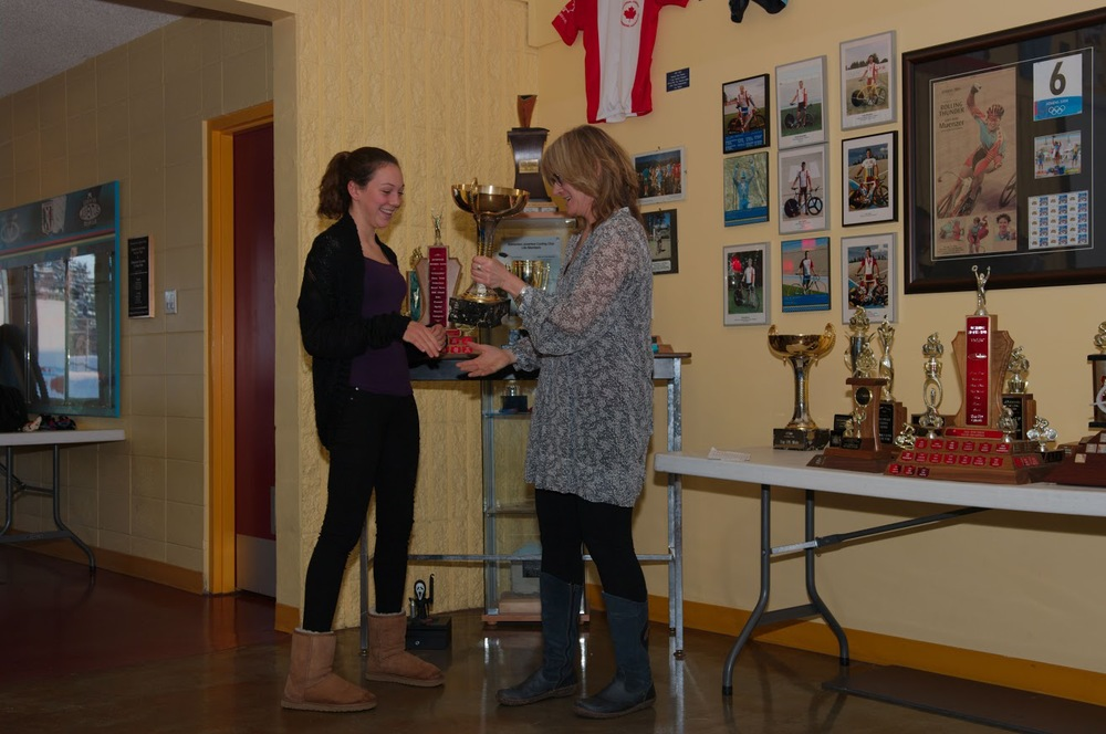 Abbey McGill - Top U15 Female 2014