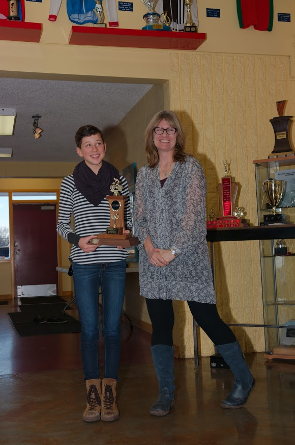 Sidney McGill - Top U17 Female 2014