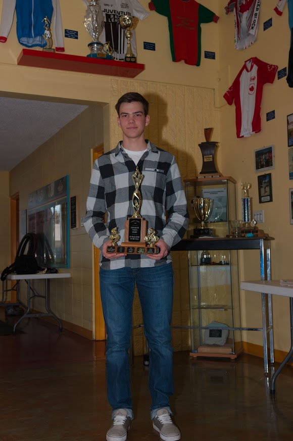Stefan Ritter - Top U17 Male 2014