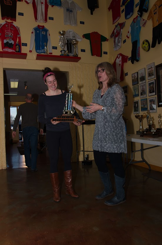 Kinley Gibson - Top Elite Female 2014