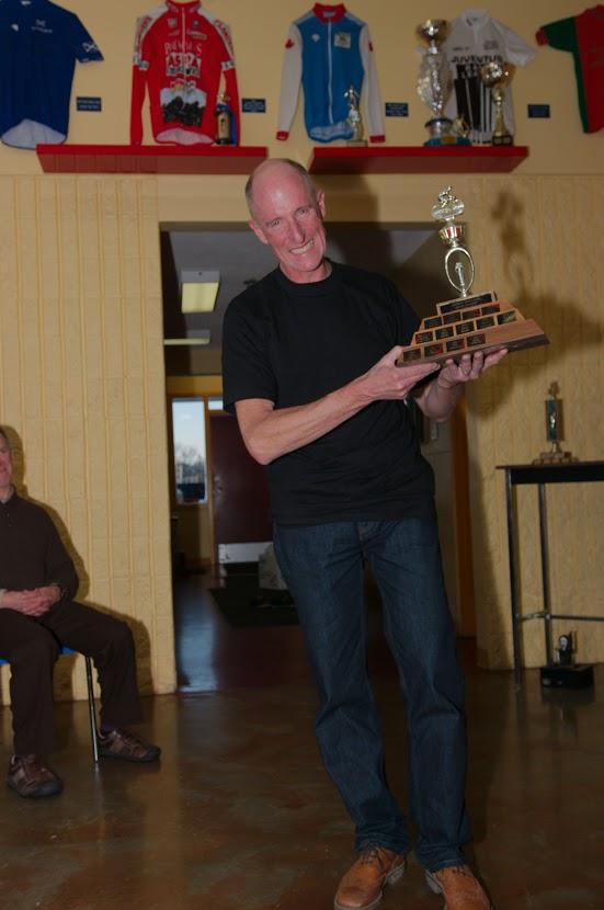 Bruce Copeland - ITT Award (again) 2014
