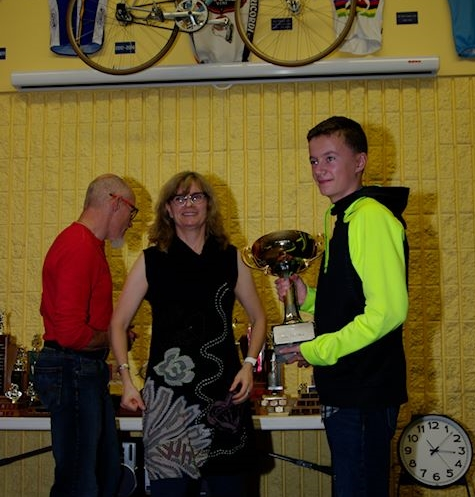 Chris Heinemann - Top U15 Male