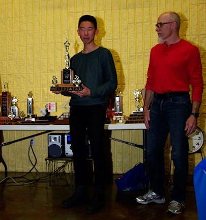 Sam Poon - Top U17 Male