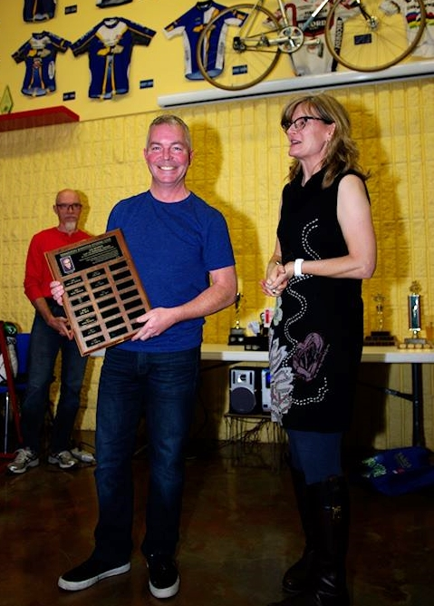 Lindsay Dodd - Jim Horner Award