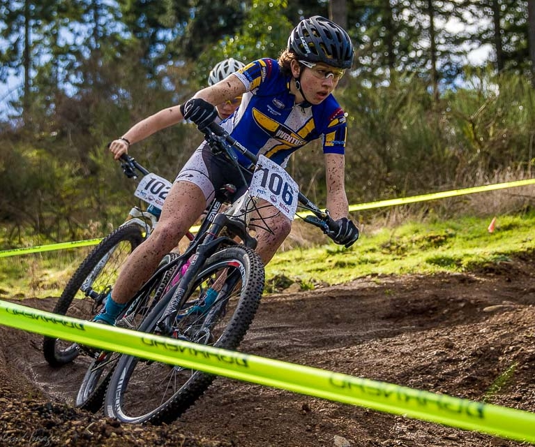 2016 Canada Cup MTN Bike Race - Bear Mountain