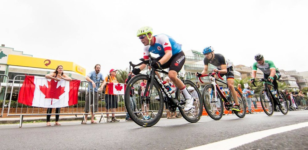 Ross Wilson - 2016 Rio Paralympic Games - Road Race
