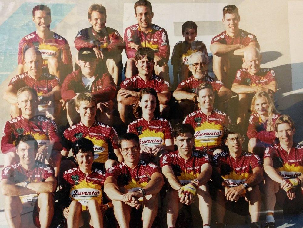 Juventus Cycling Club 2000 -