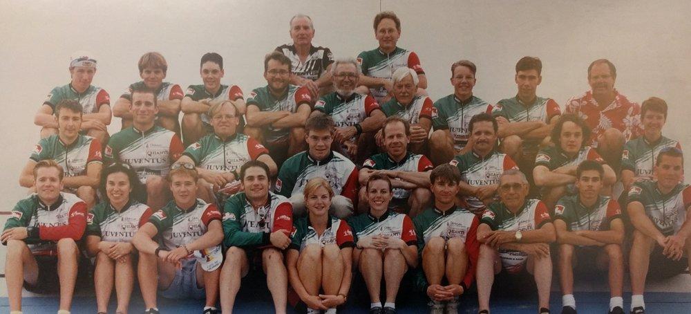 Juventus Cycling Club 1996 -