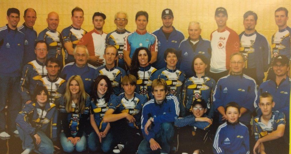 Juventus Cycling Club 2004 -
