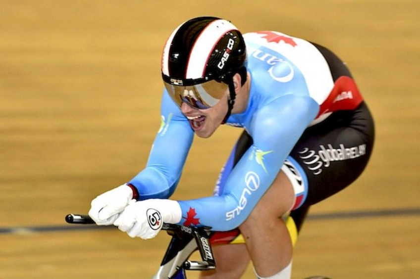 2018 Commonwealth Games selectee Stefan Ritter (Juventus) will compete in Sprint events.