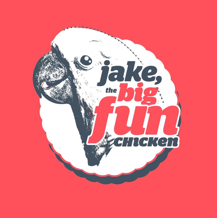 Jake the Big Chicken logo