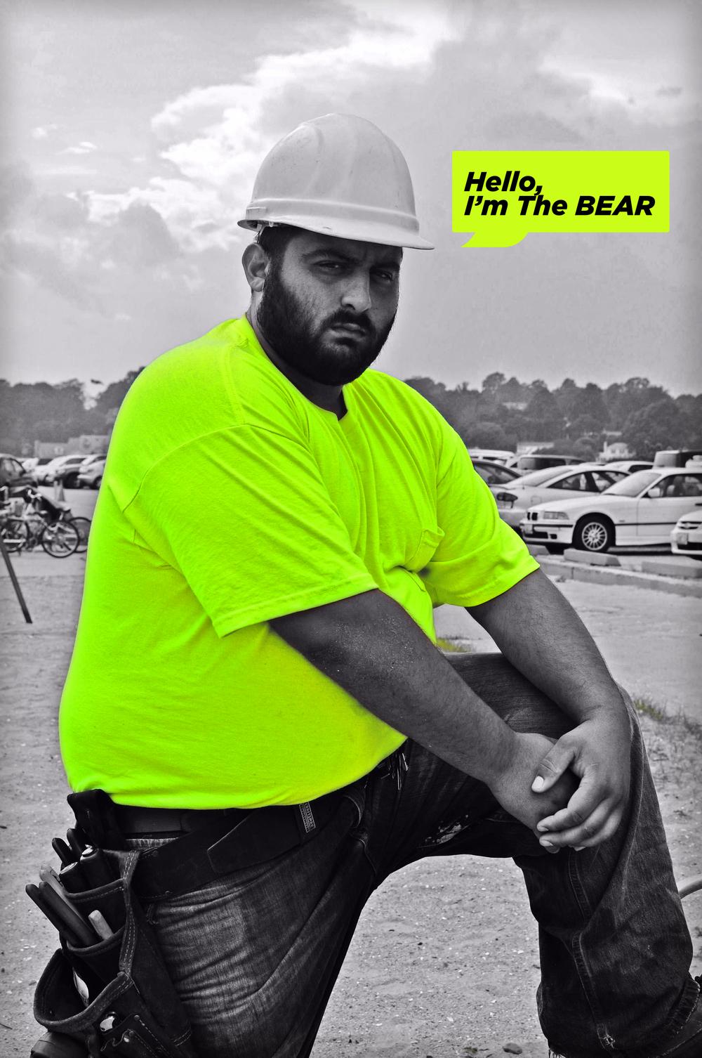Hello, I'm The BEAR