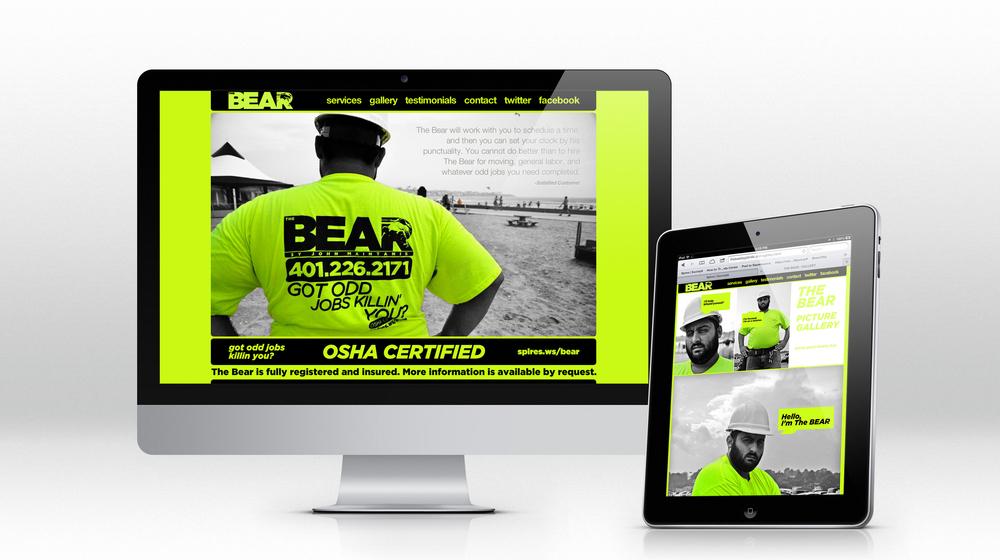 The BEAR website