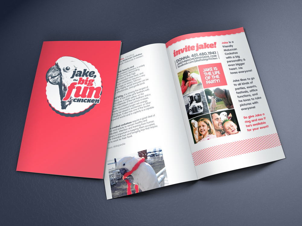 Jake brochure