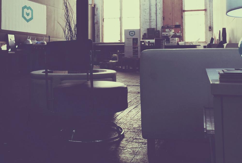Spires' Print Mill Studio
