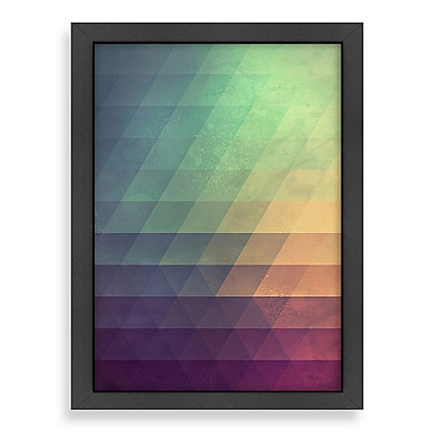 fyde Framed Print // Bed, Bath & Beyond