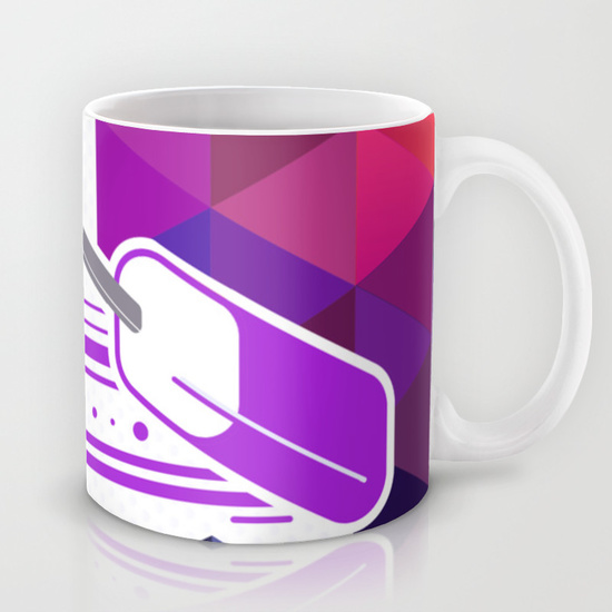 Grape Popsicle Mug