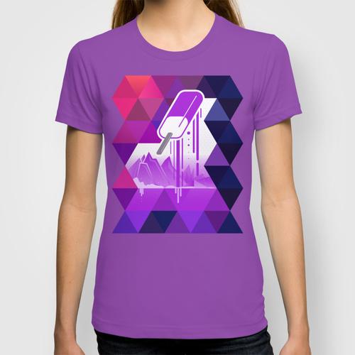 Grape Popsicle T-Shirt
