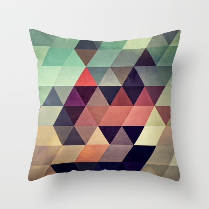 TRYYPYZOYD PILLOW @ SOCIETY6