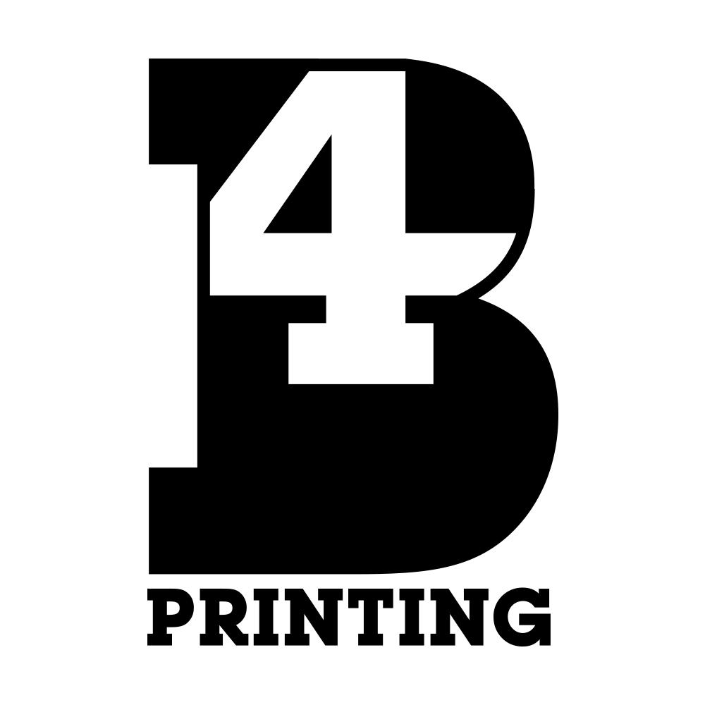 B4 Printing