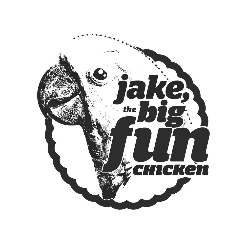 Jake the Big Fun Chicken