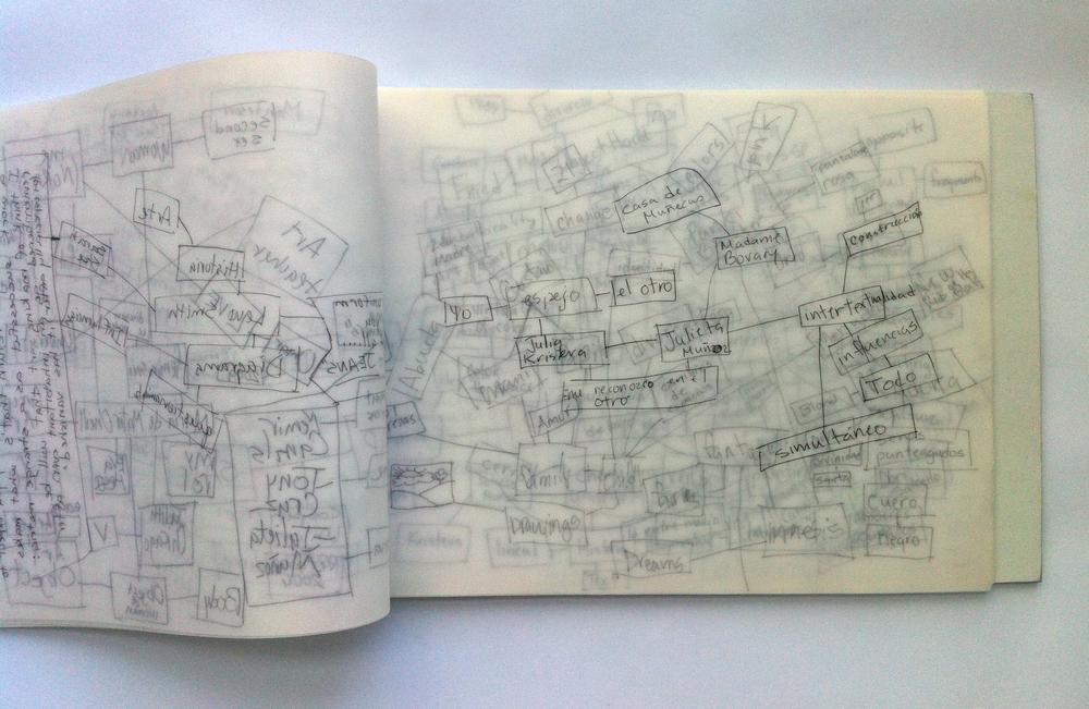 Sobrepuesto/Overlap, 2009, detail