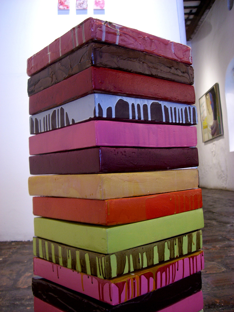 Pop Pleasure, 2007 - detail