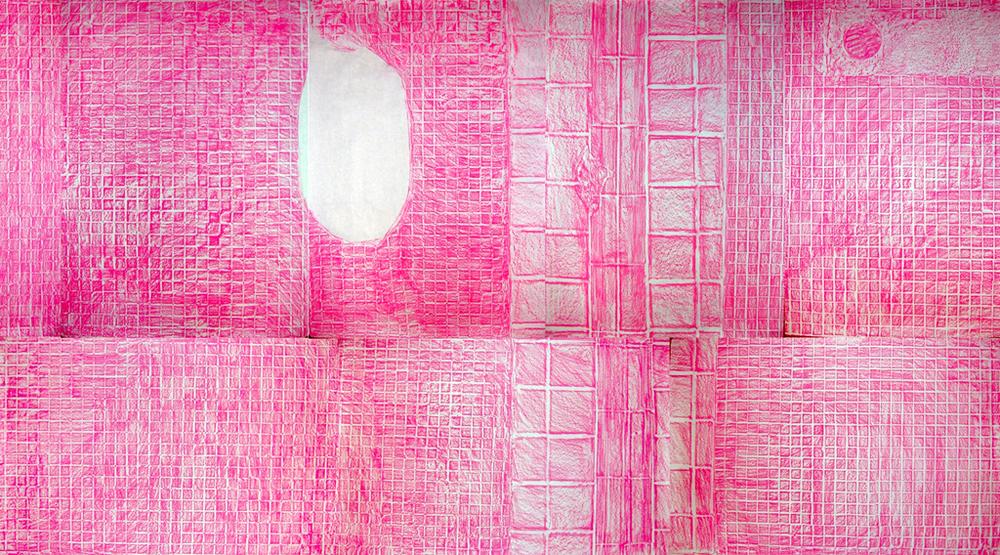 Bathroom Apt. #301, 2008
