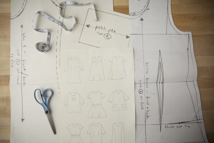 Design (AND MAKE) Your Own Clothes with Cal Patch • — A Gathering of ...