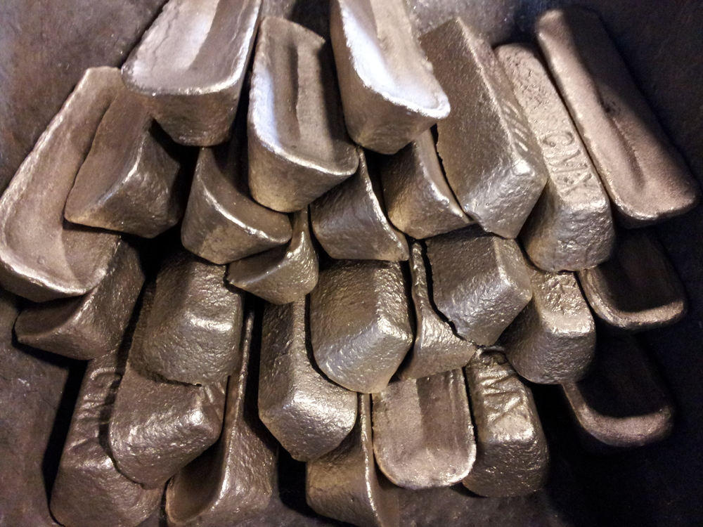 Silicon Bronze Ingot