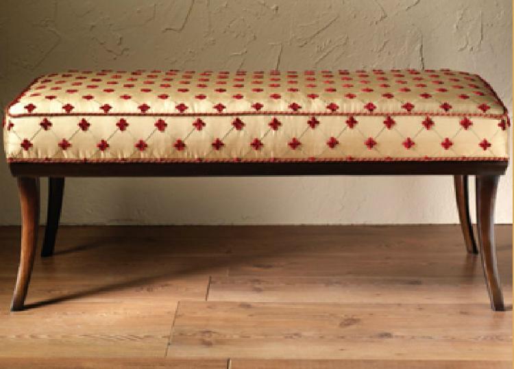 gazelle bench