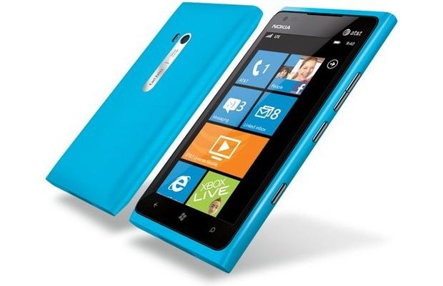 The Lumia 900