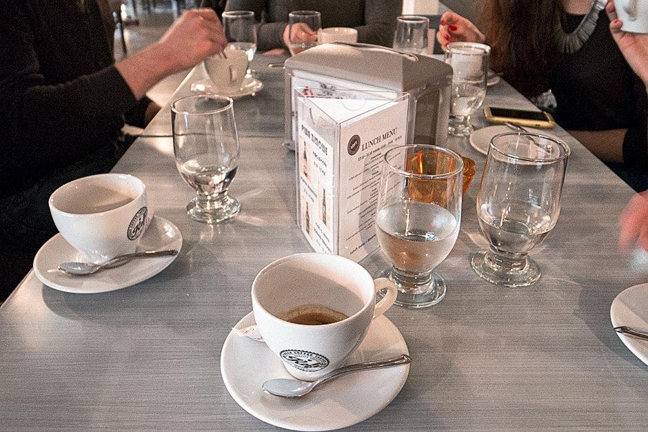 Takie filiżanki do espresso to nowość :)