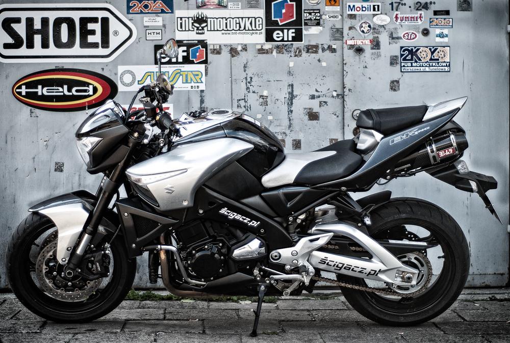 Suzuki BKing