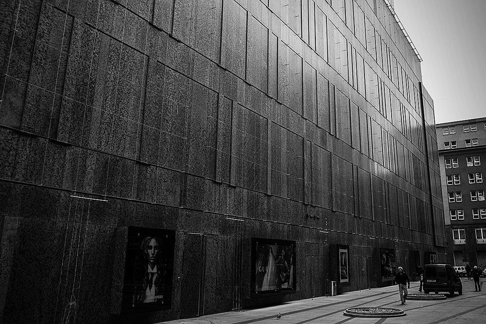 ul. Bracka, Warszawa.