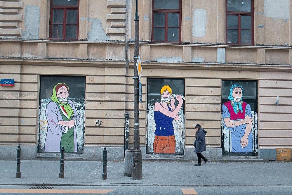 Ul. Zgoda, Warszawa.