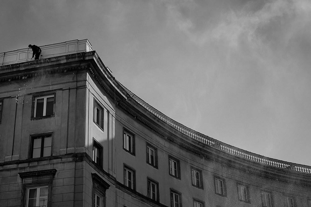 Al. Wyzwolenia, Warszawa.
