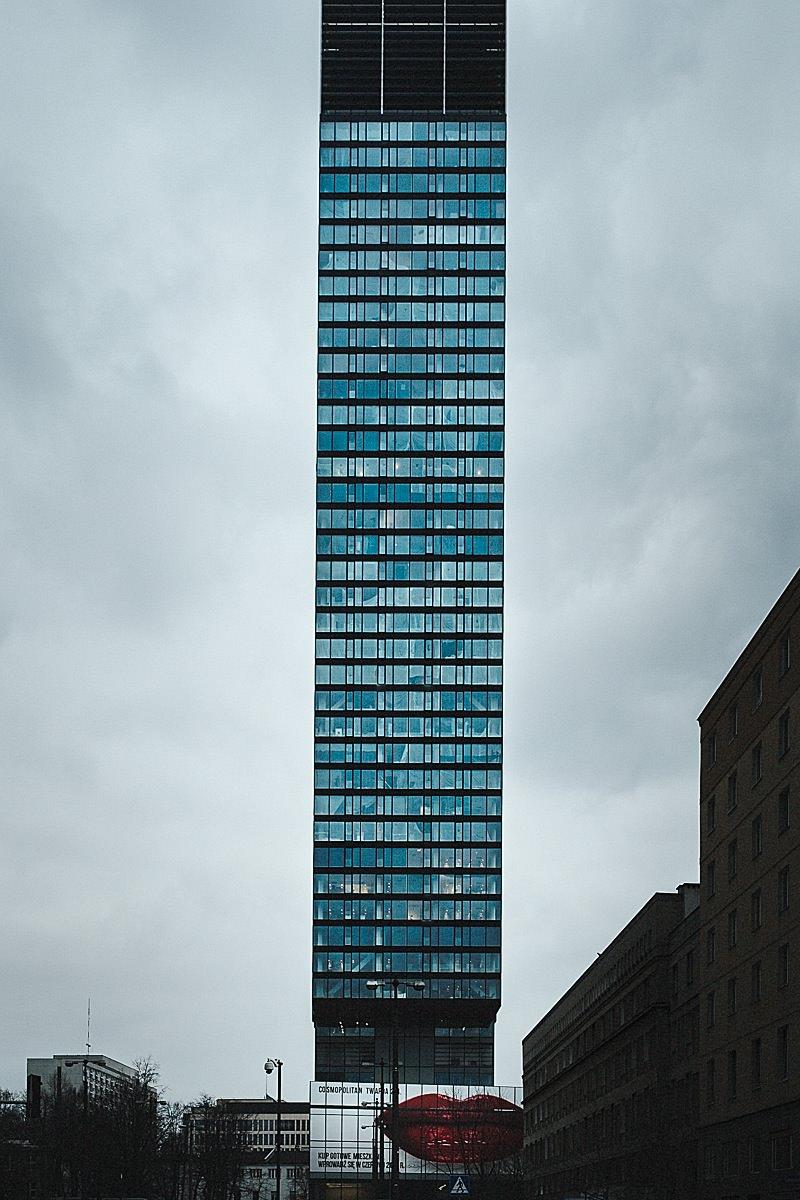 ul. Emilii Plater, Warszawa.