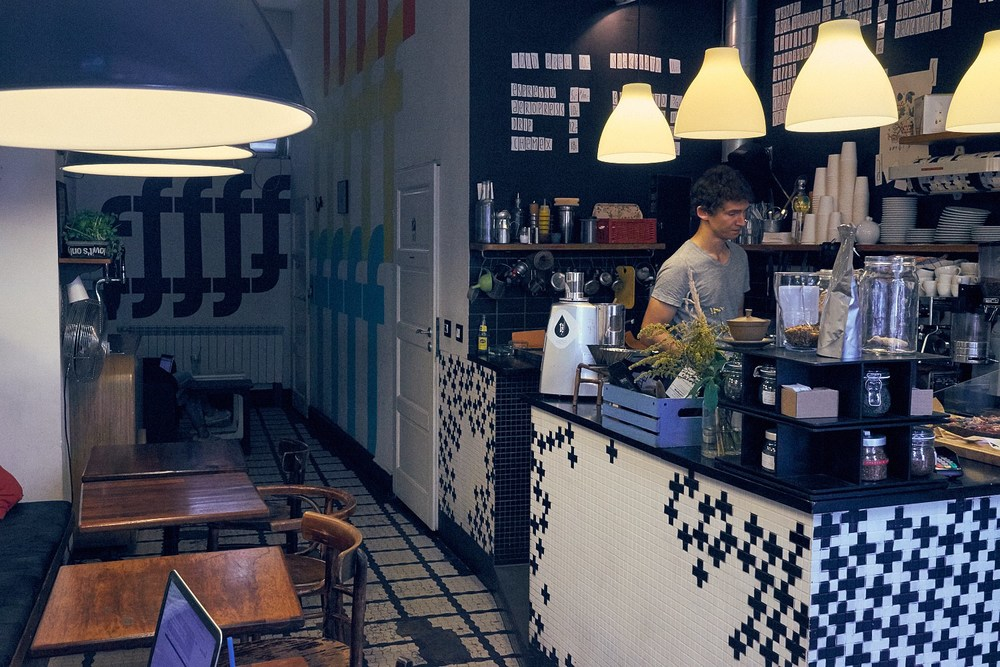 Filtry Cafe