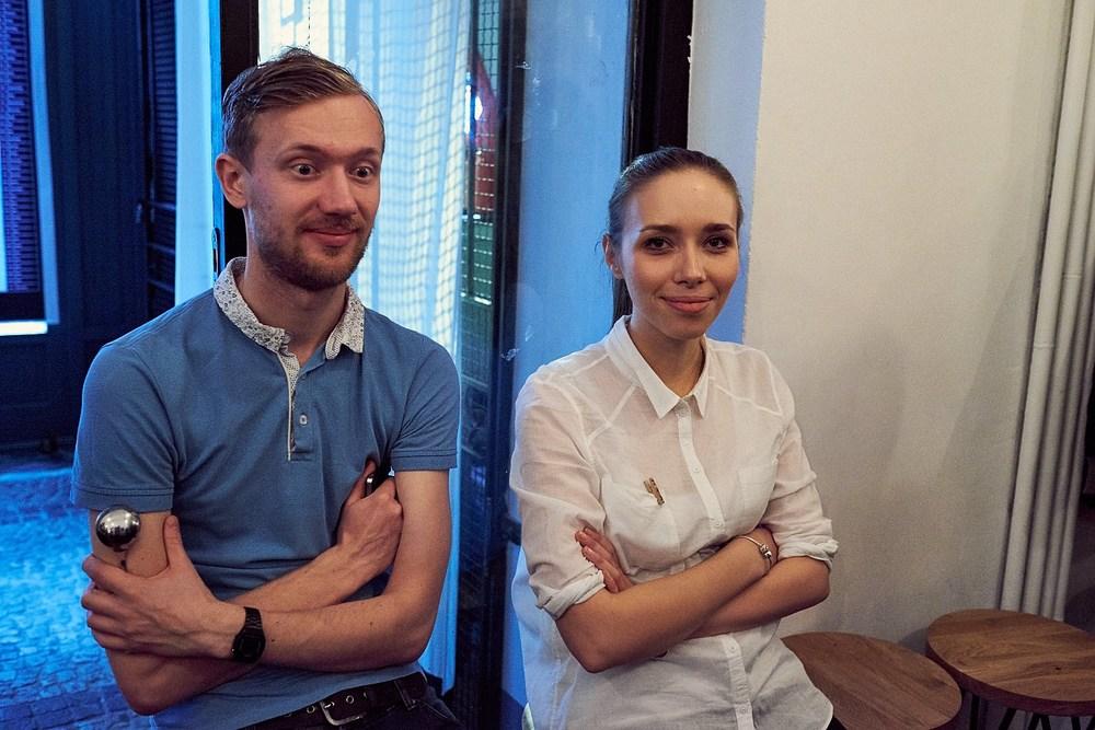 To właśnie Ilonka i Sławek - 100 lat!