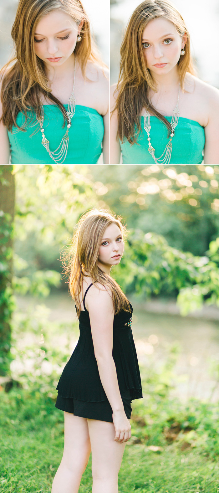 Lux Senior Photography - Dayton Ohio Fine Art Senior Portraits