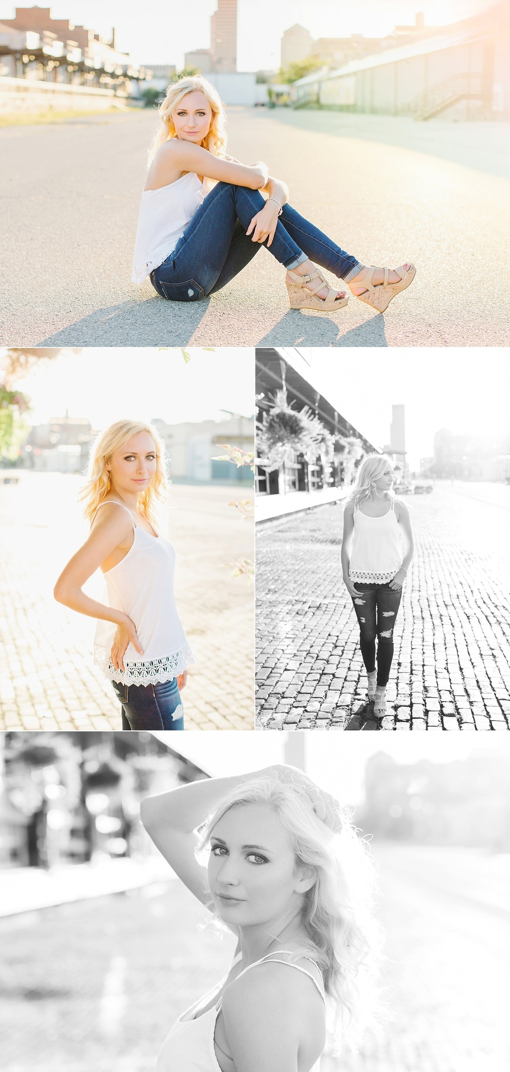 Fine Art Senior Portraits | Dayton, Ohio | Lux Senior Photography