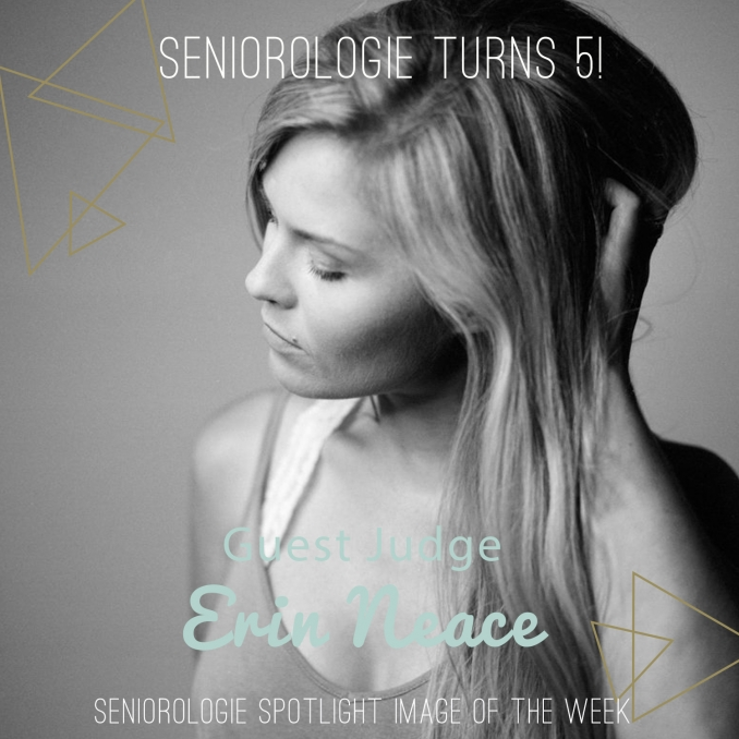 I'm the guest judge this week over at Seniorologie for their Spotlight Image of the Week!