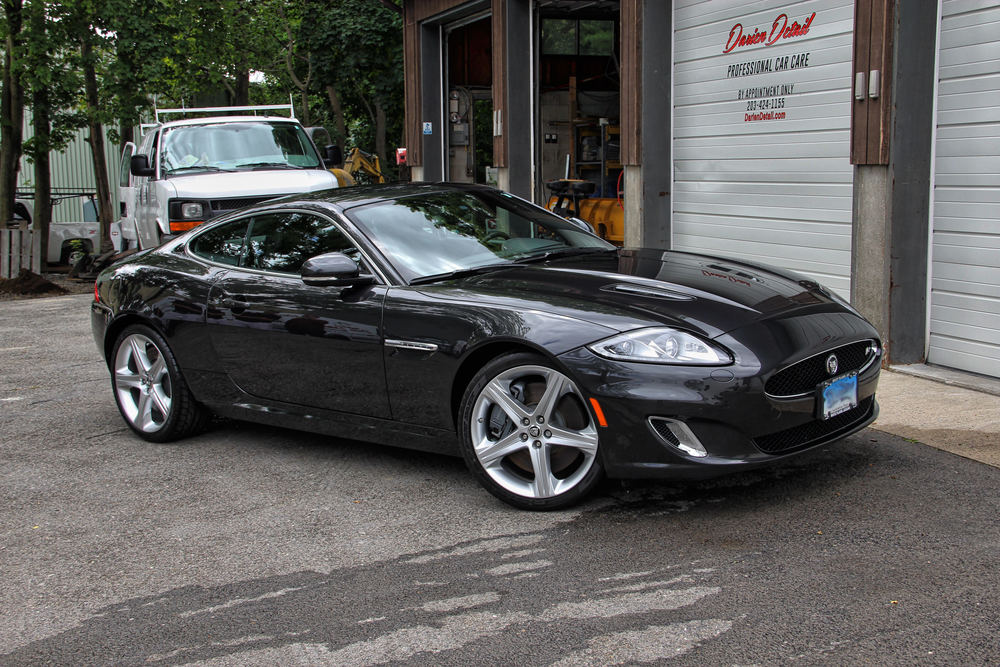 We Recently Had The Pleasure Of Performing Our Paint Correction Service On  Our Clients Beautiful 2013 Jaguar XKR. Powered By A 510 HP Supercharged  5.0L V8, ...