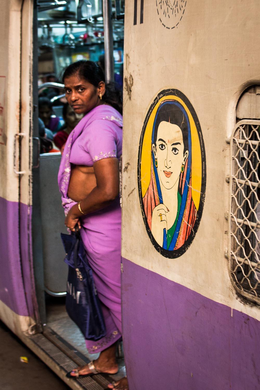 Chhatrapati Shivaji Terminus - ladie's coach