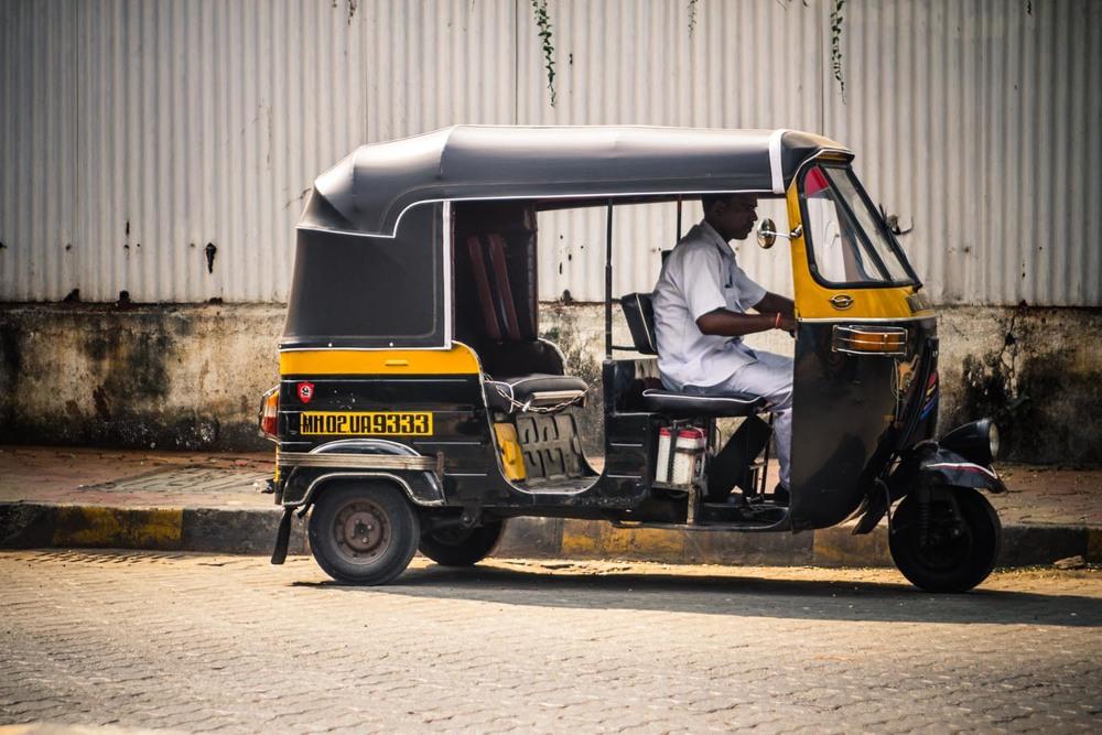 Tuk-Tuk (auto rickshaw)