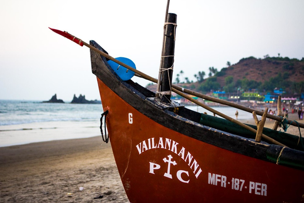 Vailankanni fishing boat