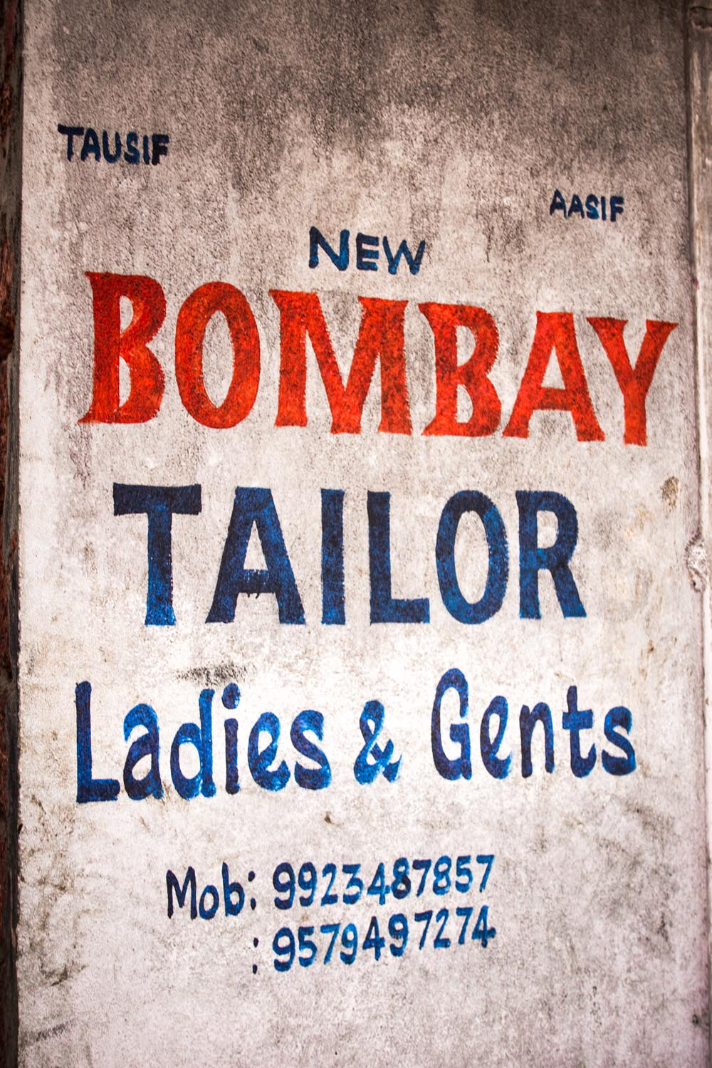 The New Bombay Tailor