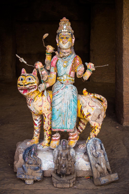 Cave idol