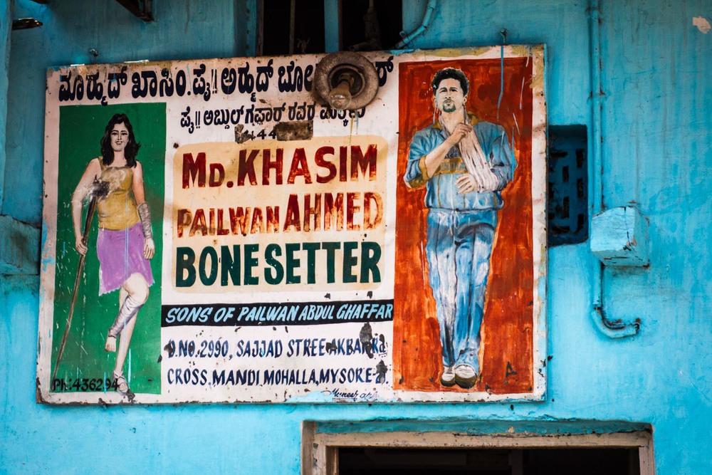 Bonesetters of Mysore